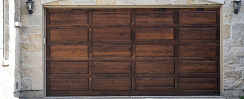 Garage door DIY